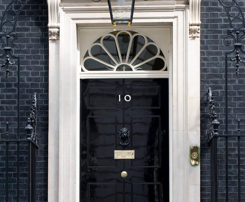 No 10 Downing St
